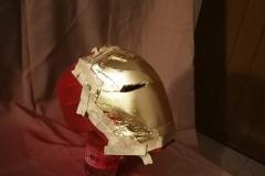 Avengers Endgame trailer remake preparazione costumi e effetti speciali casco iron man