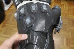 Avengers Endgame trailer remake preparazione costumi e effetti speciali guanto infinito (7)