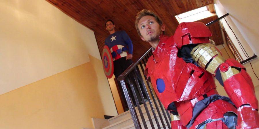 Avengers trailer remake altercut trailer rifatti videomaking Venezia