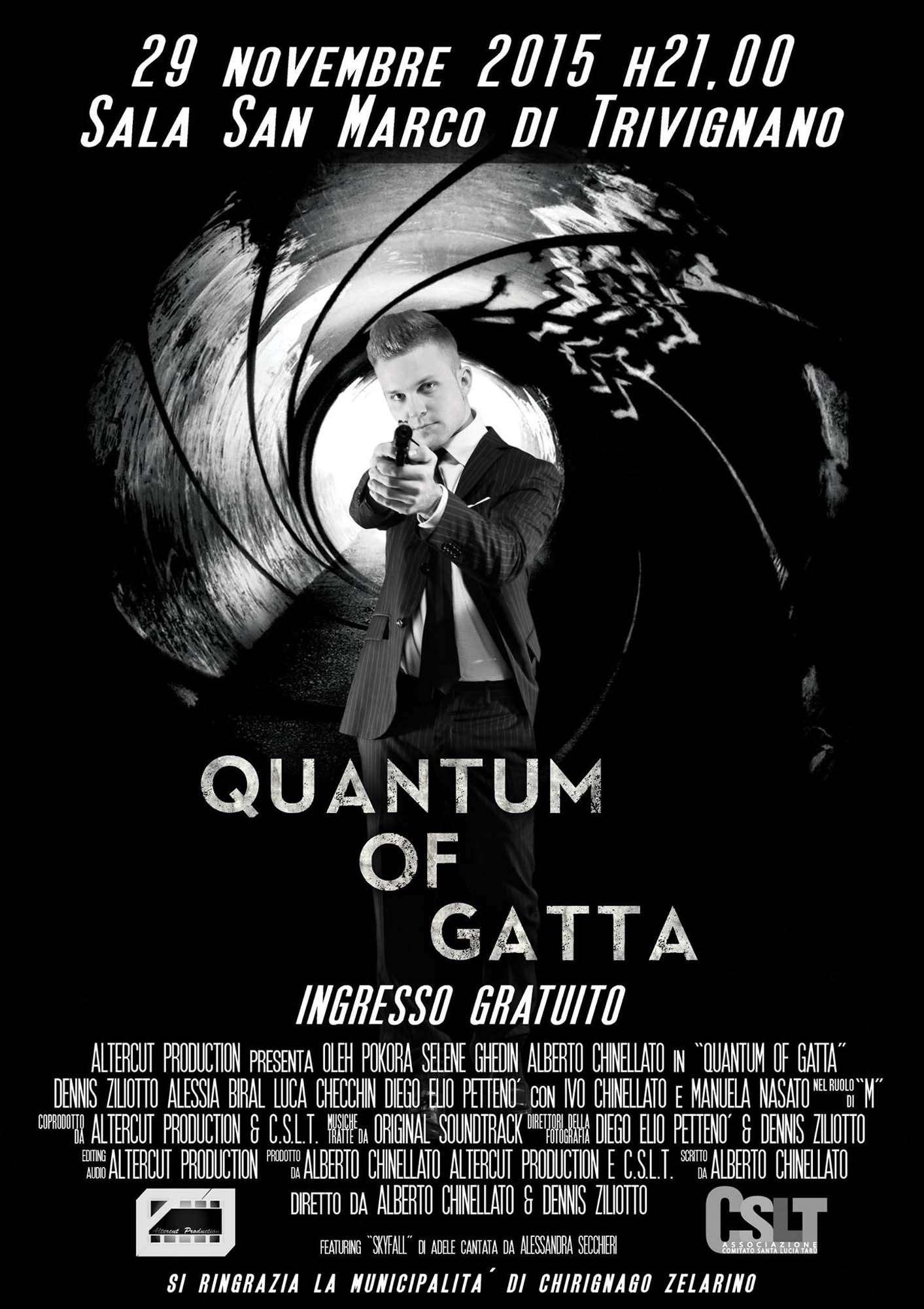 Quantum Of Gatta