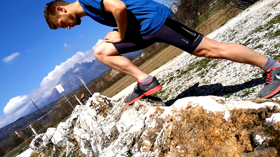 Alpago Tour Running video sport riprese video esterne Lago Santa Croce Biesse Cicli