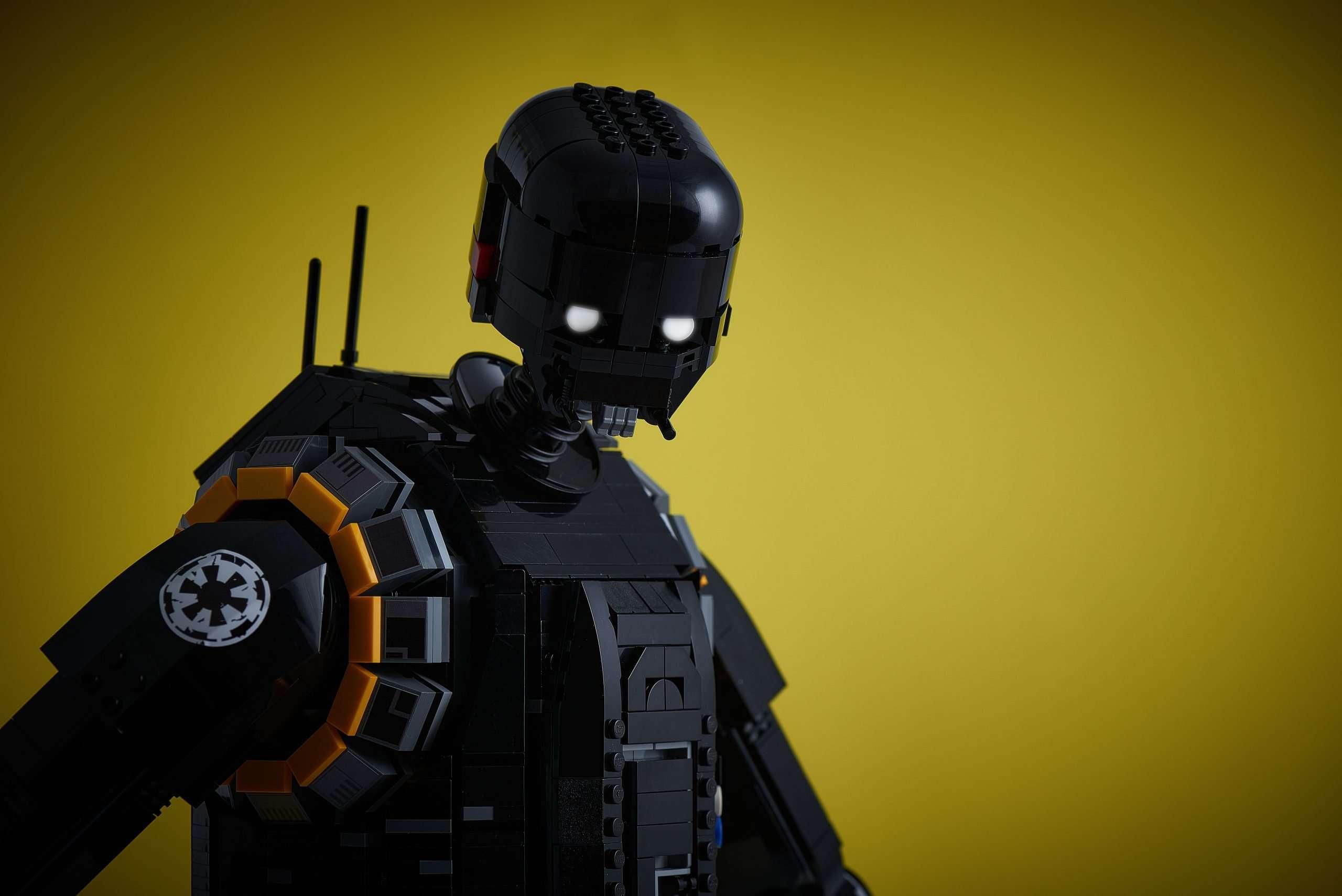 Starbricks Mirko Soppelsa K-Project Lego Moc